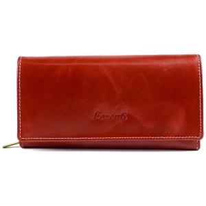4f0f7c9f402bd Damski czerwony portfel damski Lorenti RD-12-BAL2 RED