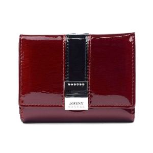 8e5ef8be82740 Mały damski portfel skórzany Lorenti 15-09-SH R
