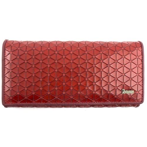 4914f5a4d48fb Czerwony damski portfel skórzany Peterson PH 435 R | Sklep ...