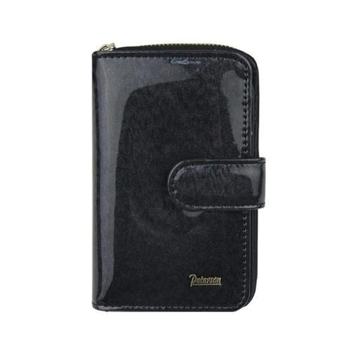 dbba0268cce1b Czarny damski portfel skórzany Peterson PK 602 | Sklep Internetowy ...