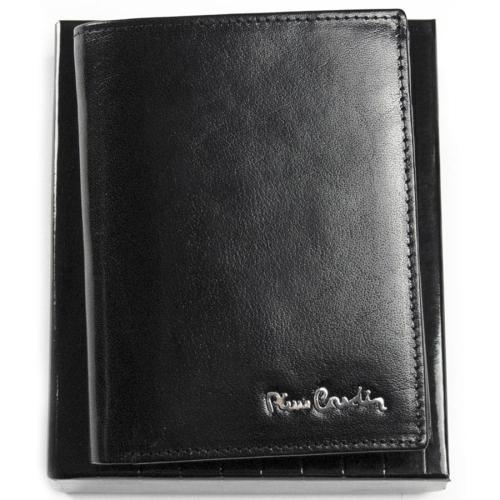 babf537859204 Ekskluzywny portfel męski skórzany Pierre Cardin 520.1 326 C czarny