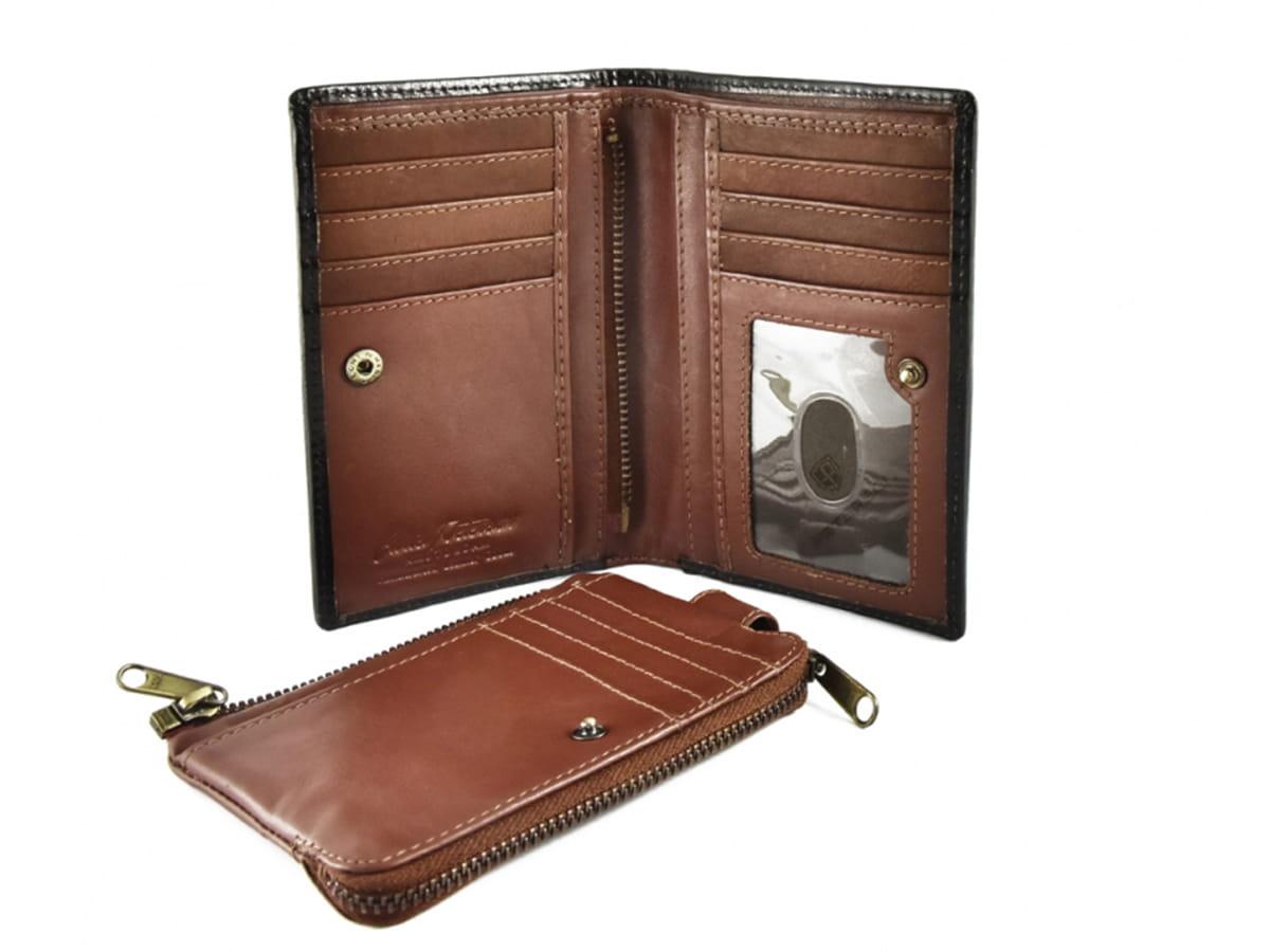 ec57c7708fd98 ... Nowoczesny uniwersalny portfel skórzany Peterson dla mężczyzn wypinany  mały portfel ...