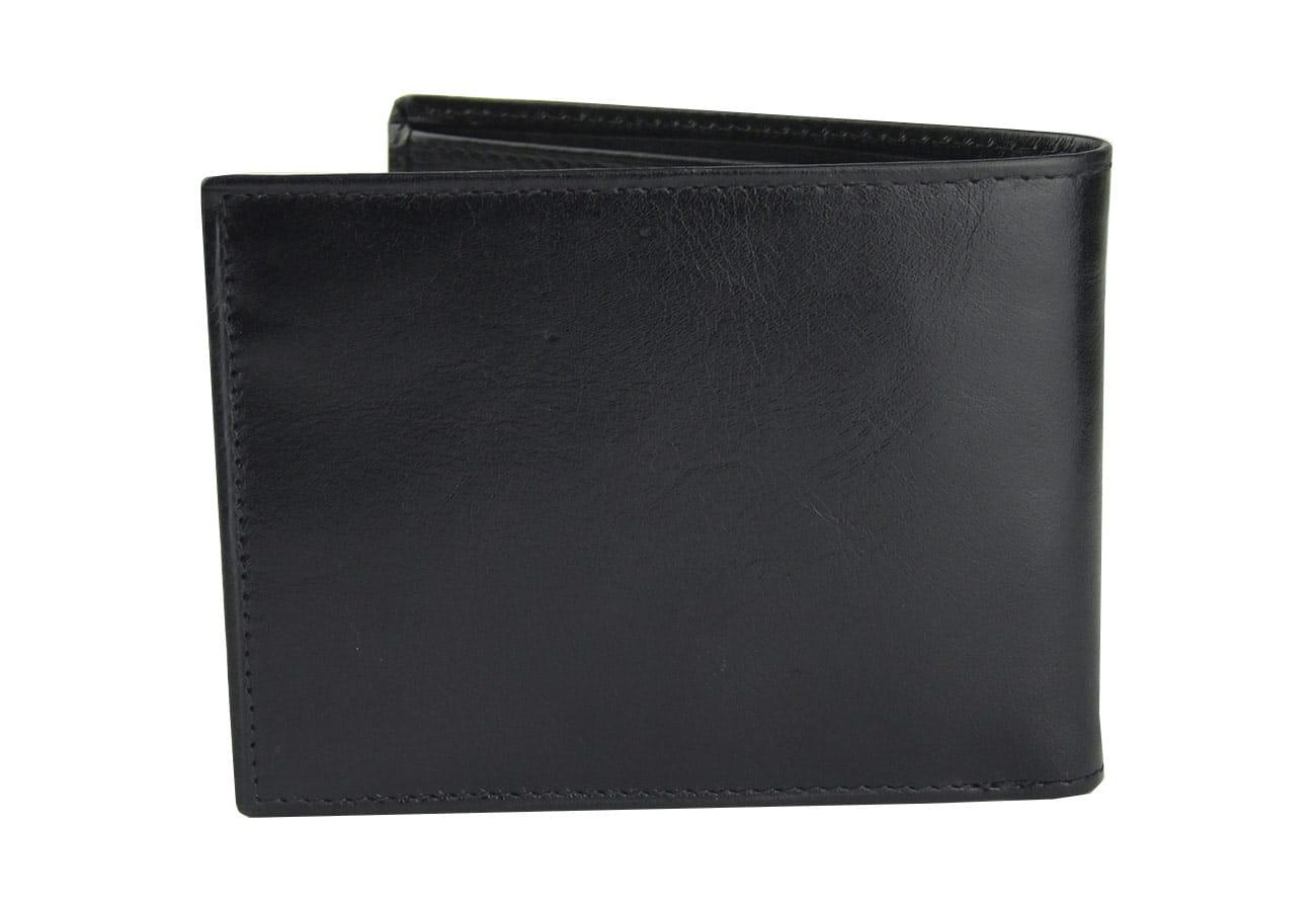 91d3e20341445 Mały męski portfel skórzany Pierre Cardin 8824 RFID