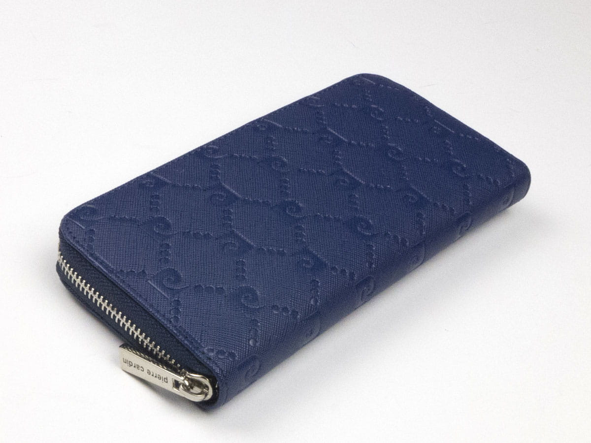 a1aeb8a02f3f5 Portfel damski skórzany Pierre Cardin P79 8822A niebieski