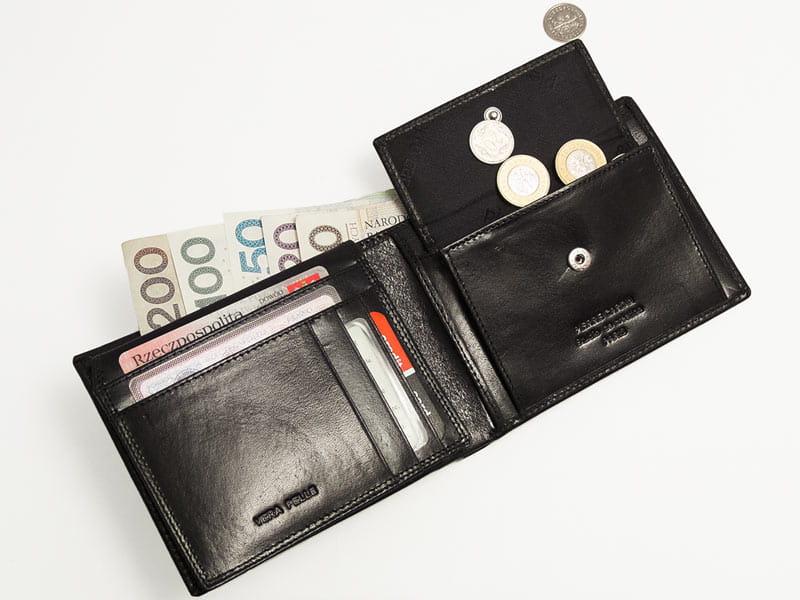 ab21332cb9d2e Męski portfel skórzany Pierre CardinTILAK03 SAHARA 8806