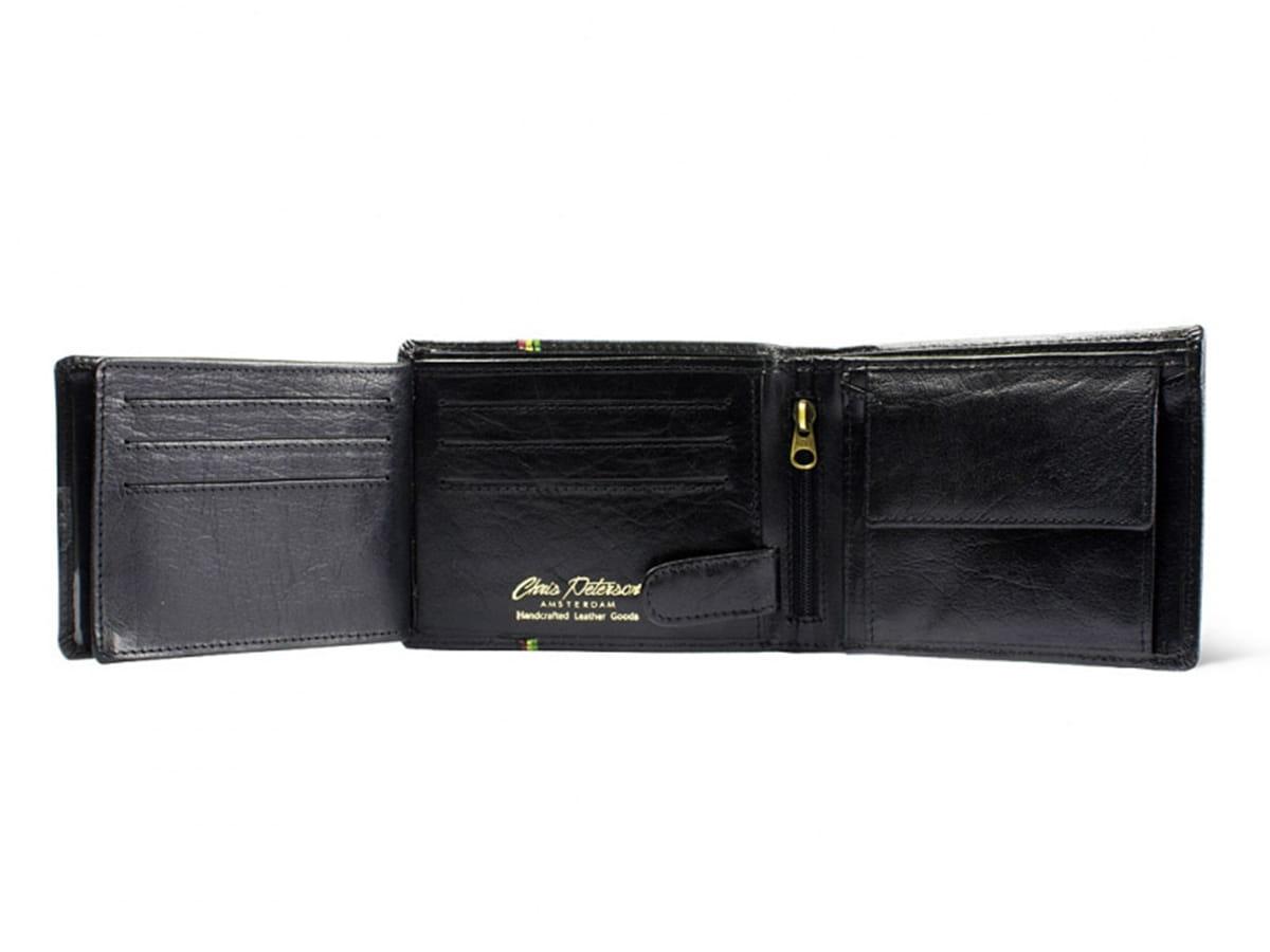 b3f20e2cef460 Czarny męski portfel skórzany Peterson 304-R-2-1-1 | Sklep ...